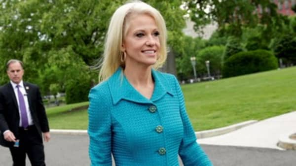 Kellyanne Conway: Those on Medicaid who will lose health insurance can always get jobs