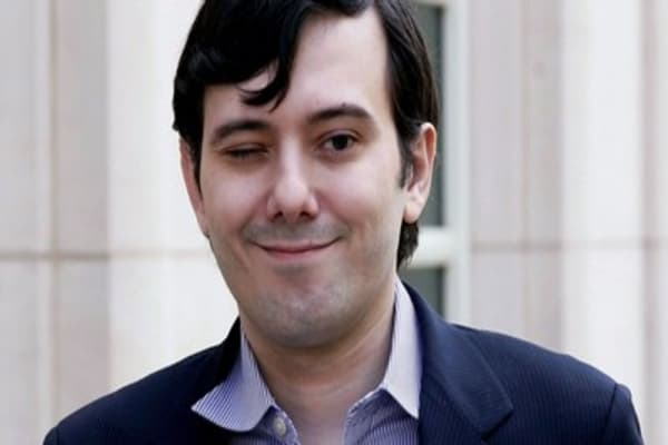 'Pharma Bro' defies advice to keep quiet  before fraud trial