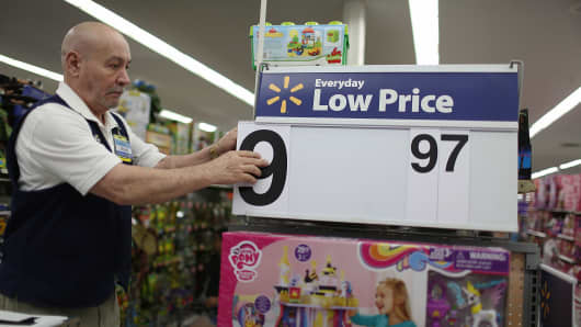 Wal-Mart Stores Sees Unusually High Options Volume (WMT)