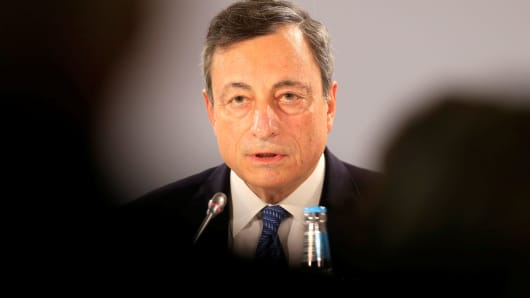 Low Inflation Due To Temporary Factors — ECB's Draghi