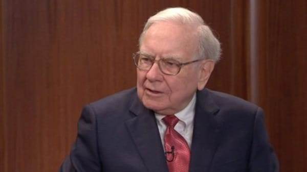 Buffett's Berkshire Hathaway studied this stock for three years before buying in
