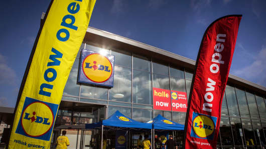 Lidl To Open More US Stores, Distribution Center