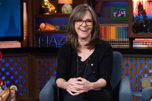 Sally Field on Bravo's 'Watch What Happens Live'
