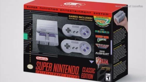 Nintendo just announced another classic edition of its old video games, and the gaming world is going crazy