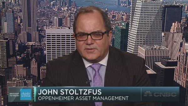 The full interview with Oppenheimer's John Stoltzfus