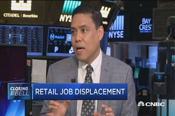 Retail job skills are transferable: Chase