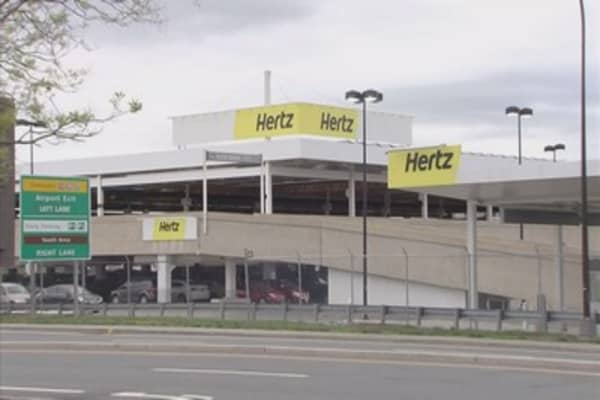 Apple is leasing six cars from Hertz for autonomous software testing: Sources