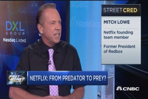 Here's why a former Netflix exec can't wait to see the original content Facebook produces