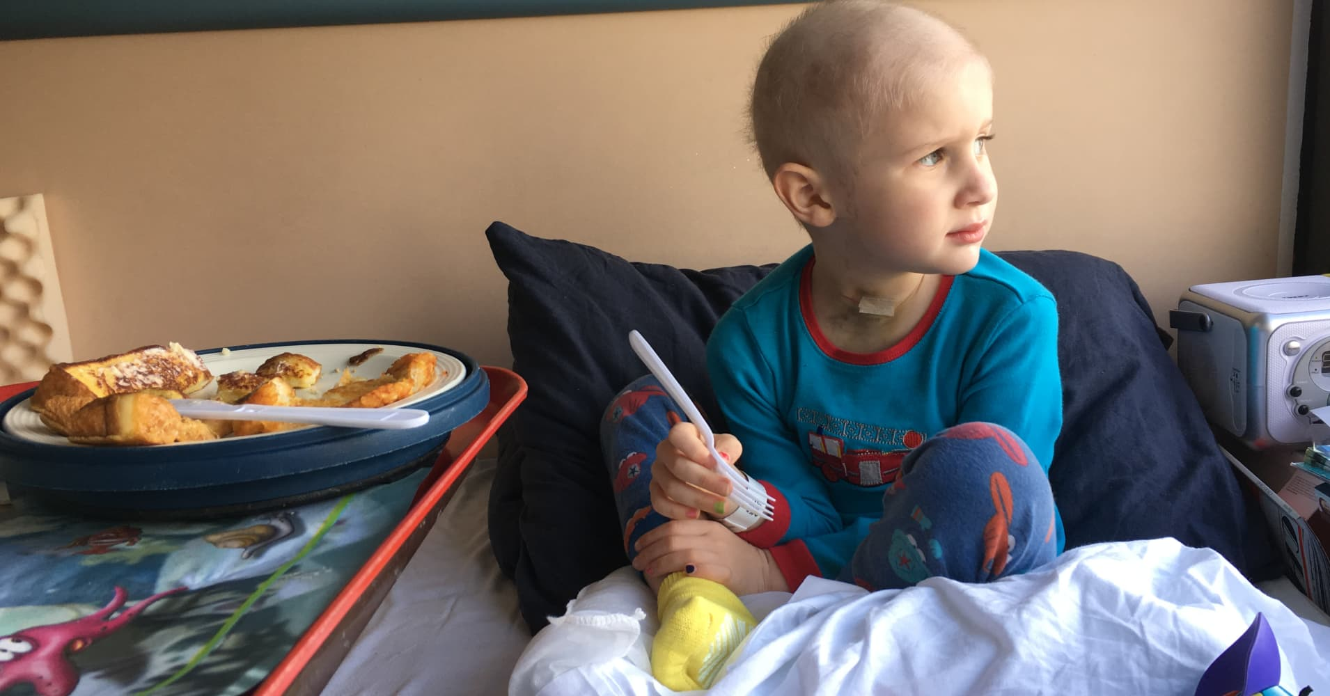 Op-ed: While my son battles leukemia, the health care system is under assault