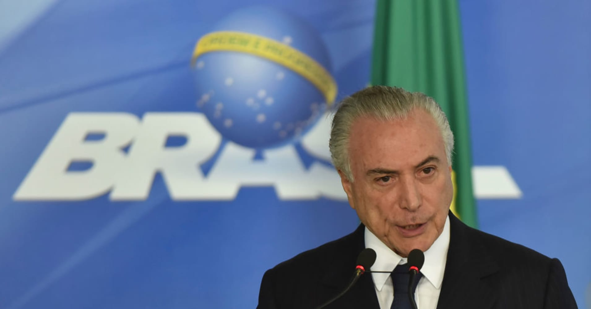 Brazil's top prosecutor charges President Michel Temer with corruption