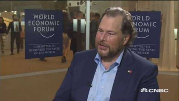 Tremendous narrowing of opportunity in 2017: Salesforce CEO FANGS still undervalued