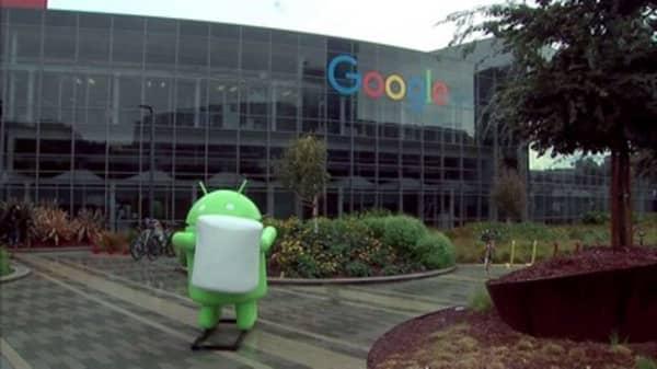 EU hits Google with a record antitrust fine of $2.7 billion