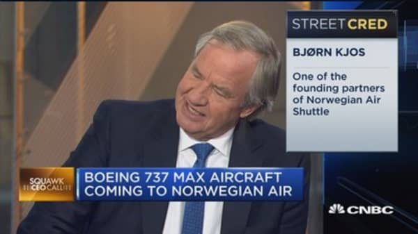 Norwegian Air Shuttle CEO: Low costs, high standards fuel strategy