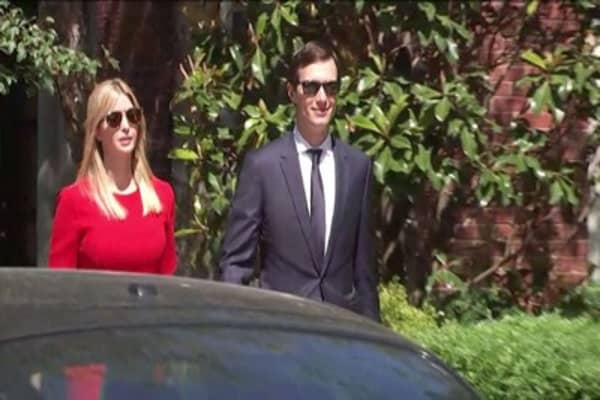 Trump son-in-law Jared Kushner hires prominent trial lawyer: NYT