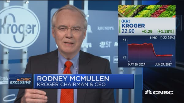 Kroger CEO: How we plan to continue our business