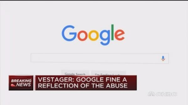 Vestager: Why EU takes issue with Google