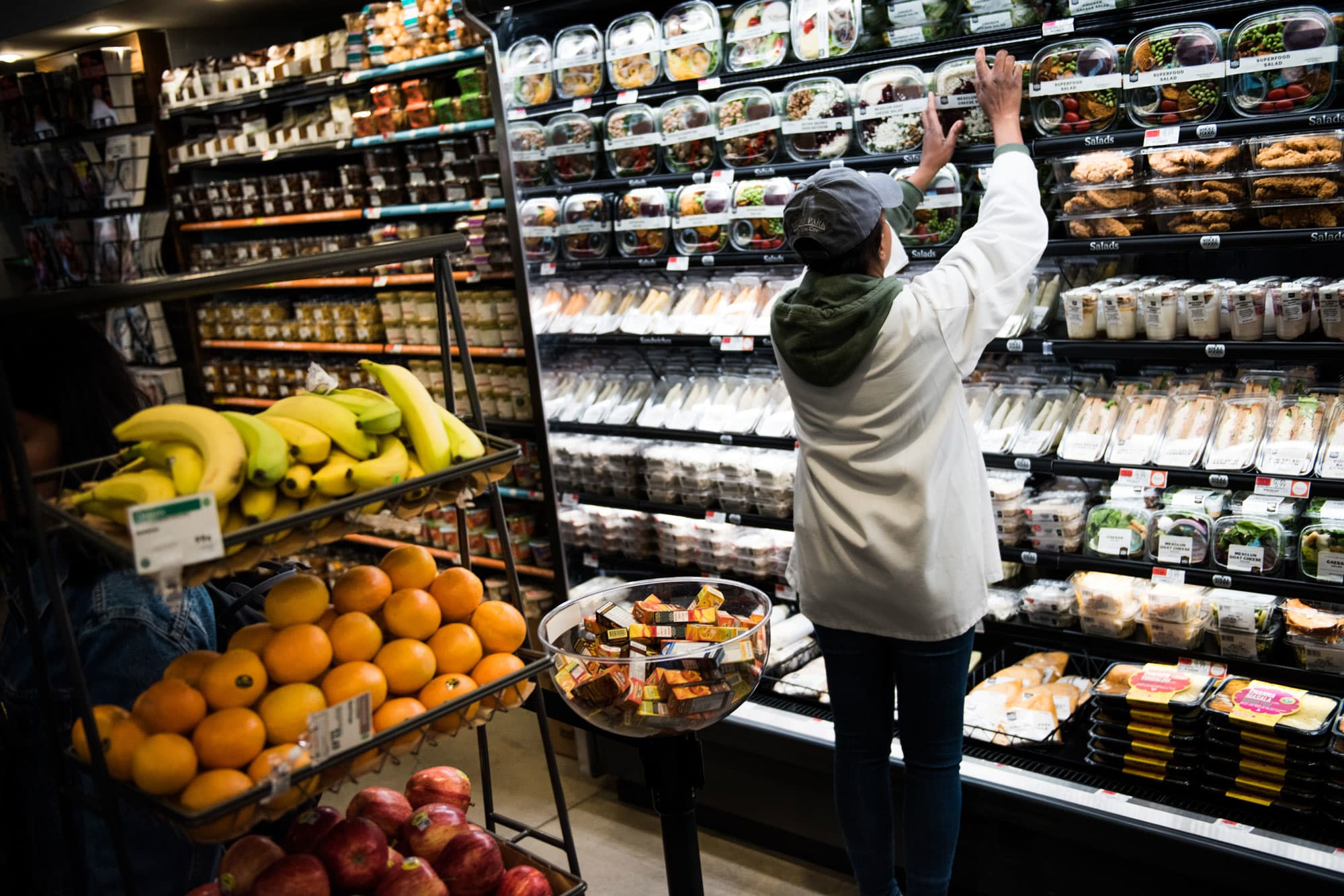 Whole Foods Trims Staff In Wake Of Amazon Acquisition