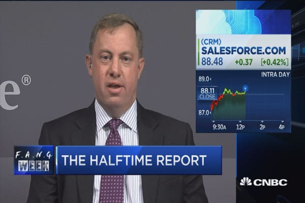 Salesforce stock has potential to double: Josh Spencer