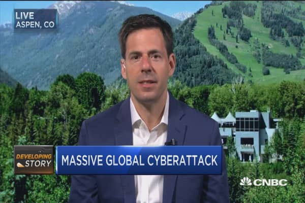 If you're a business you are vulnerable: John Carlin on cyber attack