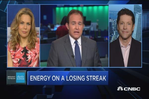 Energy on a losing streak