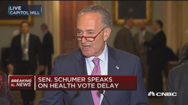 Chuck Schumer: The Republican bill is rotten at the core