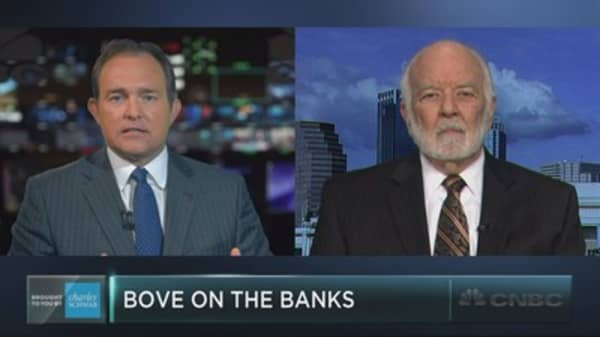 The full interview with Dick Bove