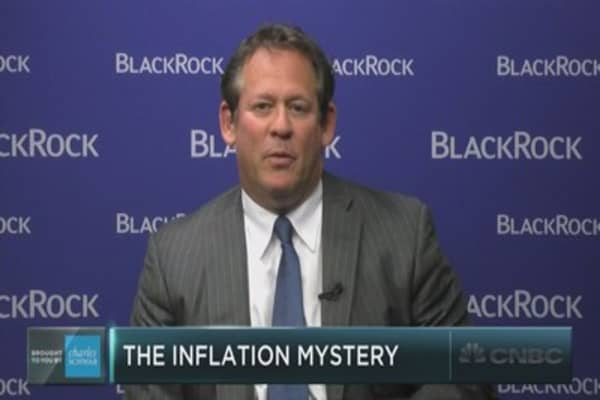 BlackRock's Rick Rieder on technology and inflation