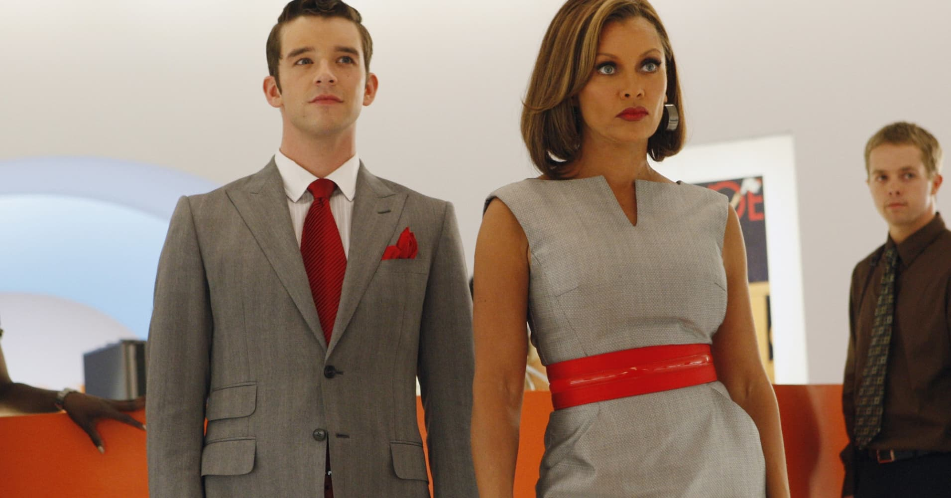Michael Urie Vanessa Williams on ABC's 'Ugly Betty.'