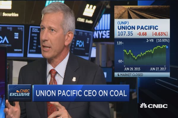 We'd love to see coal generate electricity: Lance Fritz