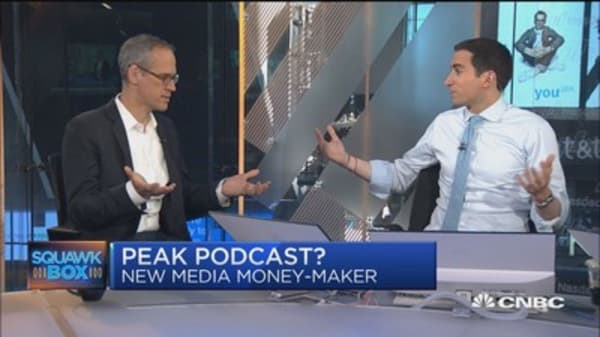 Gimlet Media's Alex Blumberg on the business of podcasts