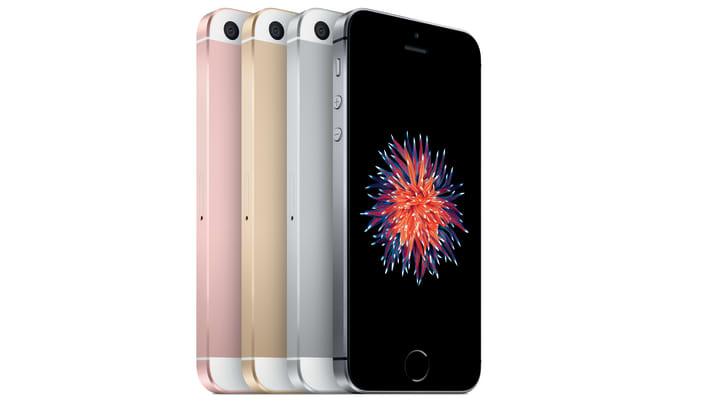Handout: iPhone SE