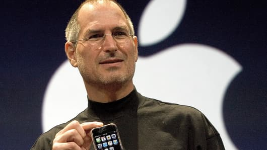 CNBC Tech: Steve Jobs iPhone