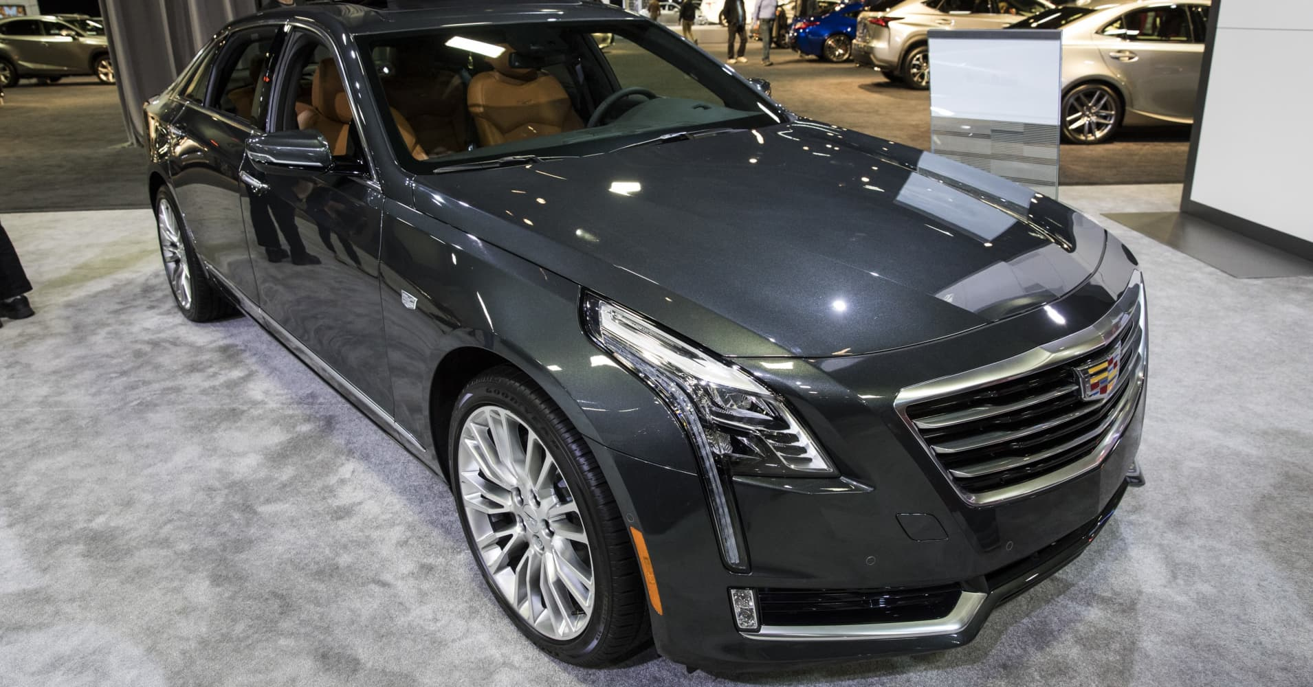 Putting Cadillac's self-driving Super Cruise technology to ...