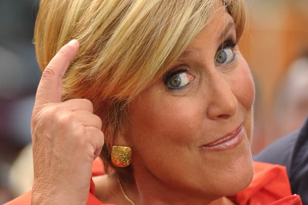 Suze Orman reveals her biggest money mistake — and what you can learn from it