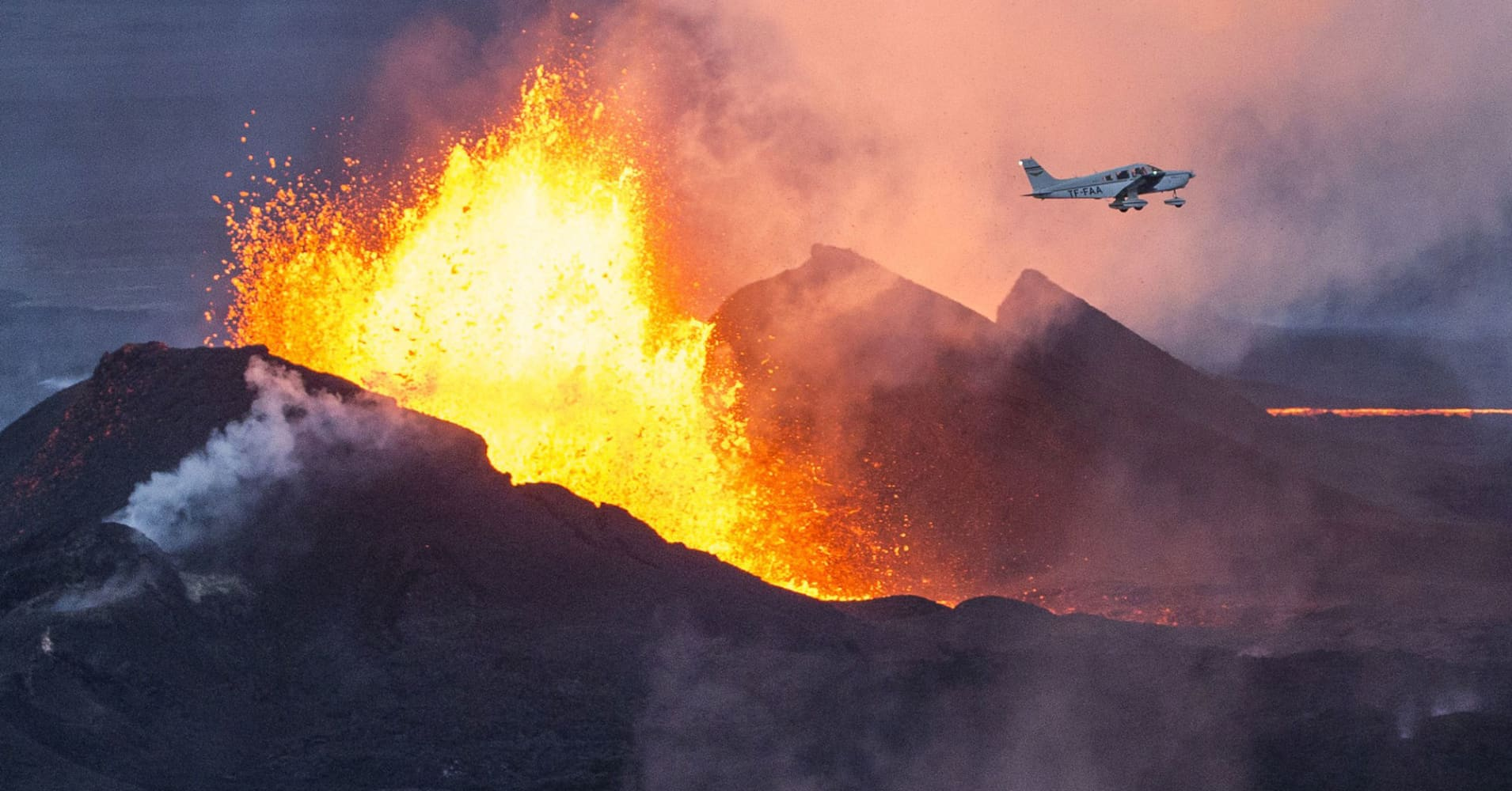 Scientists are trying to use satellites to forecast volcanic eruptions