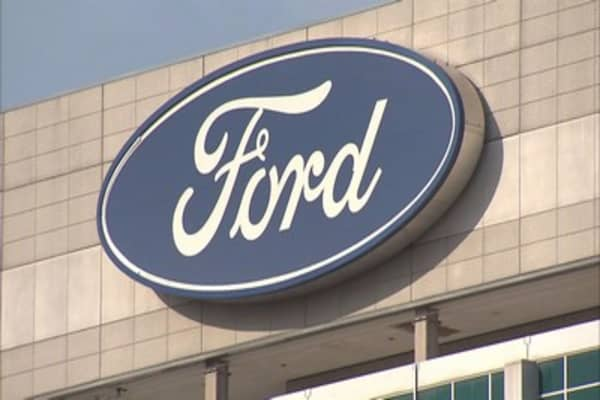 Ford recalls more than 400,000 vehicles for safety and compliance issues