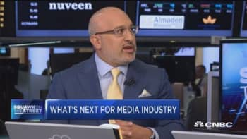 Expert: Expect 'landmark' merger activity in media landscape