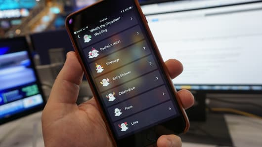 CNBC Tech: Snapchat Filter 5