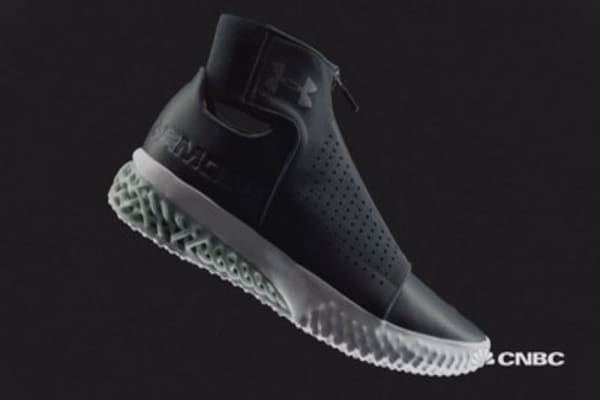 The future of 3D printed shoes