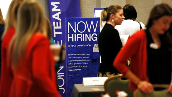 Steve Liesman: Revisions to jobs numbers are strong