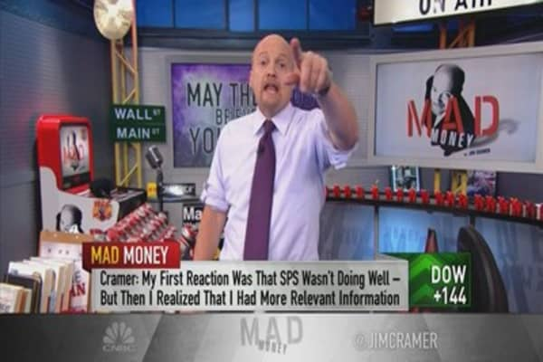 Cramer: How I used the stock market to pay for Harvard Law school