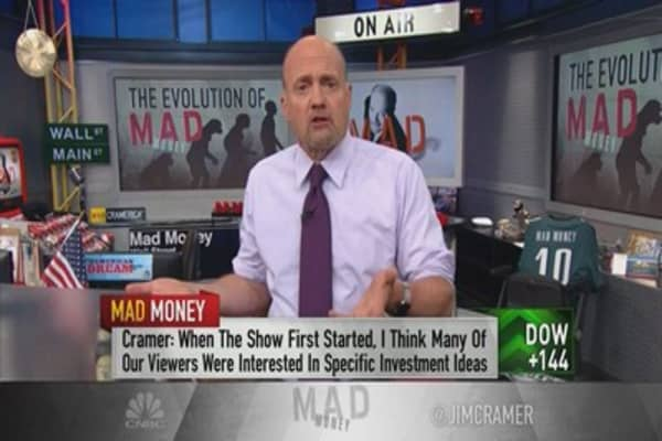 Cramer: The financial crisis changed my approach forever