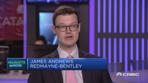 Interest rate rise would mean stable improvement for banks, says Redmayne-Bentley head of investment management