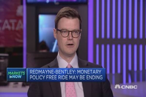 Valuation 'warning signs are flashing', says Redmayne-Bentley's head of investment management