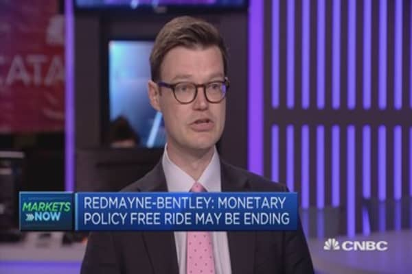 Head of Investment Management at Redmayne-Bentley: Carney 'calming waters'