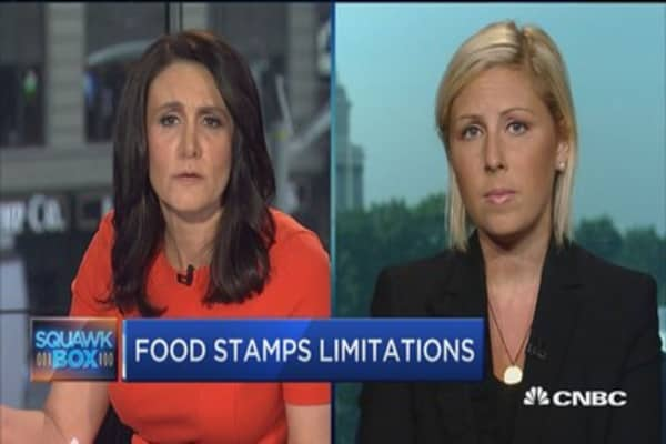 Food stamps have short-term and long-term impact on poverty: Rebecca Vallas of American Progress
