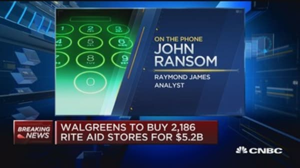 FTC's been torturing Walgreens, Rite Aid deal for two years: John Ransom of Raymond James
