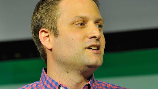 Blue Apron Founder and CEO Matt Salzberg