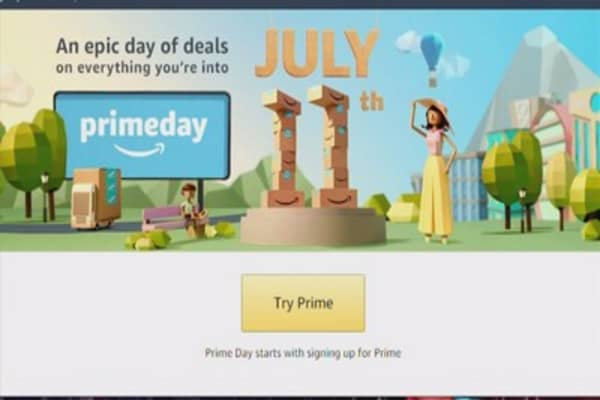 Amazon will kick off 30 hours of Prime Day deals on the evening of July 10