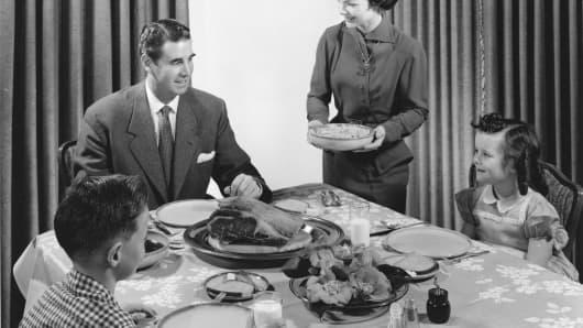 Premium Family Dinner